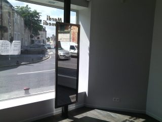 Miroir atelier d'artiste